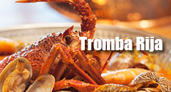 Tromba Rija Dinner Buffet