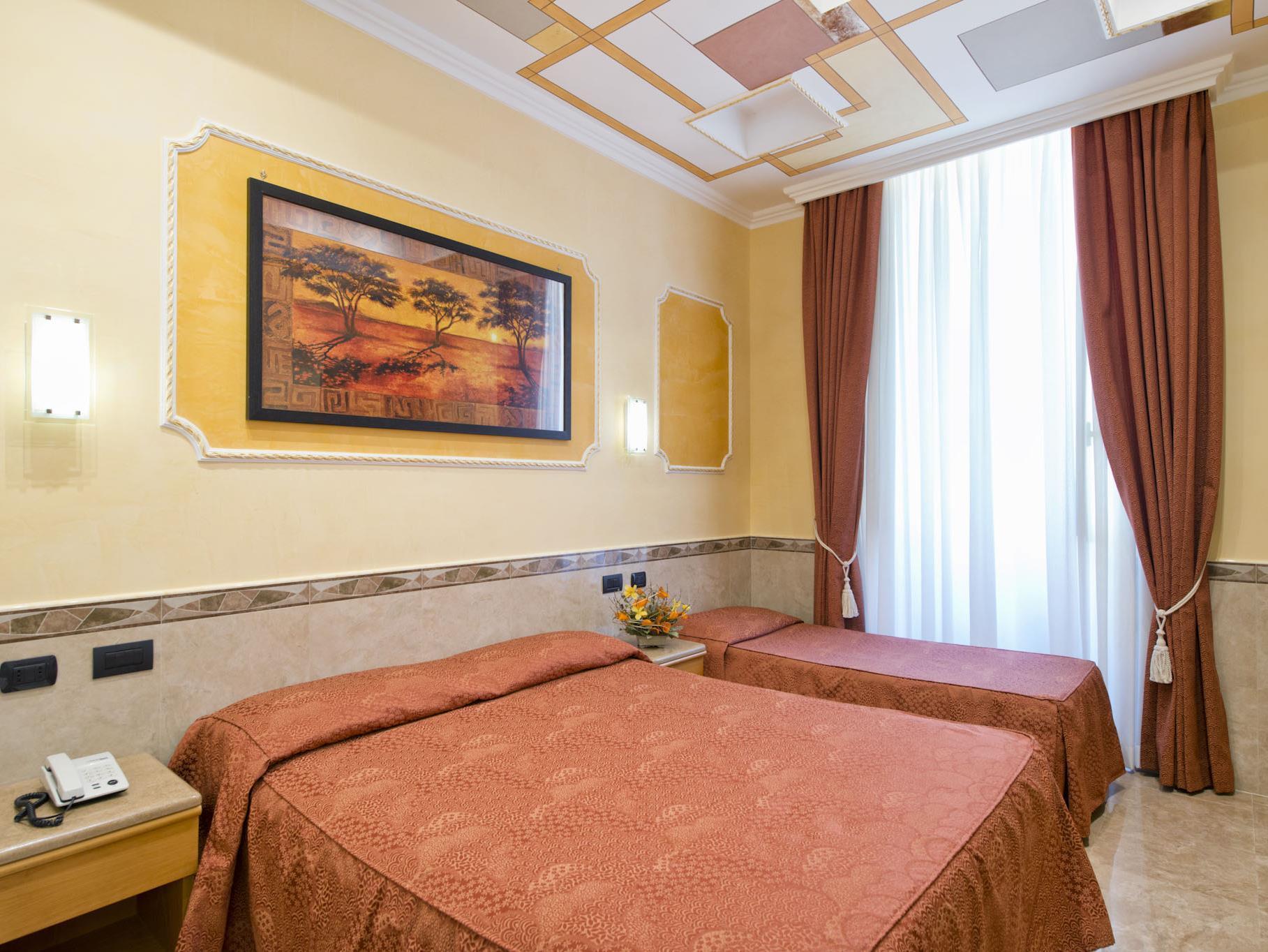 Marco Polo Rome Hotel-Quad Non-Refundableis Halloweens Festival ...